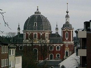 Burtscheid Abbey human settlement