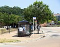 Bus bays 03 - Anacostia Metro Station - 2012-06-30.jpg