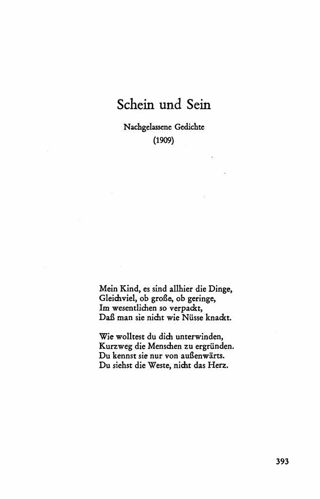 Wilhelm busch gedichte obgleich die welt