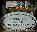 Bussola Gebäck, Spezialität der Insel Burano in Venedig, Italien.jpg