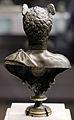 Busto di mercurio, 190-210 ca., busto e base rinascimentali 02.JPG