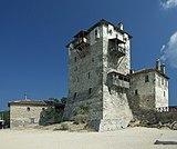 ByzantineTower Ouranopolis2.jpg
