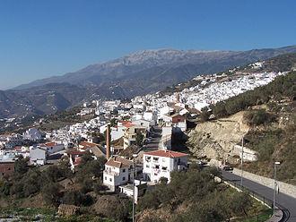 Cómpeta - View of Cómpeta