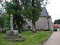 Côté Nord et calvaire Chapelle de Gornévec.jpg