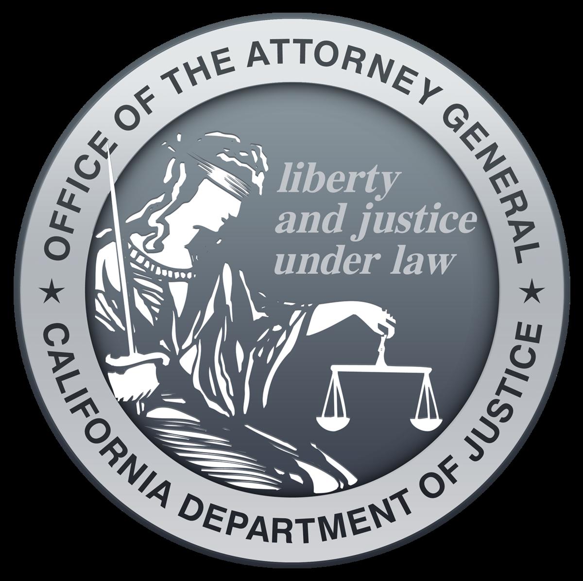 Colorado Executive Branch Part 2 Attorney General: California Department Of Justice