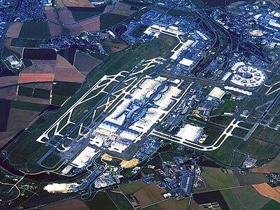 Letiště Charlese de Gaulla