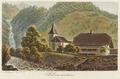 CH-NB - Blumenstein, Pfarrhaus und Kirche - Collection Gugelmann - GS-GUGE-WEIBEL-D-18.tif