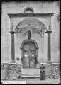CH-NB - Zermatt, Kirche, Portal, vue d'ensemble - Collection Max van Berchem - EAD-8649.tif