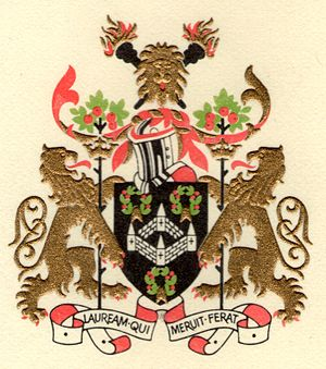 Council for National Academic Awards - The Coat of Arms of the Council for National Academic Awards