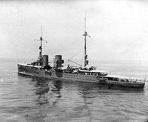 Java-class cruiser - Java in the Dutch East Indies