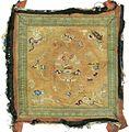 COLLECTIE TROPENMUSEUM Textielfragment van zijde met borduurwerk TMnr 5977-33.jpg