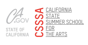 California State Summer School for the Arts - Logo of California State Summer School for the Arts