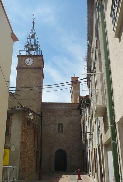 Église Notre-Dame-des-Anges à Cabestany
