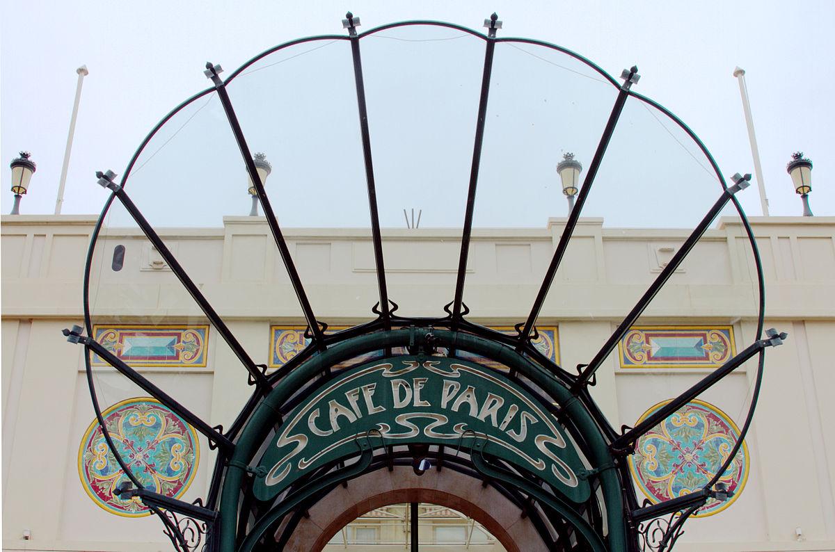 Caf Ef Bf Bd Livre Paris E