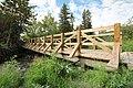 Calgary Some more bridges on my walk round the river banks. (19865627322).jpg