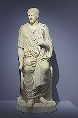 Portrait de Caligula
