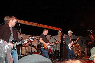 Camper Van Beethoven American rock band from Redlands, California