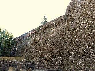 Camporgiano - Fortress of Camporgiano.