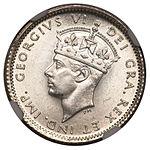 Canada Newfoundland George VI 10 Cents 1941C (obv).jpg