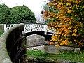 Canal Bridge at Hazelhurst Junction, Caldon Canal, Staffordshire - geograph.org.uk - 590116.jpg