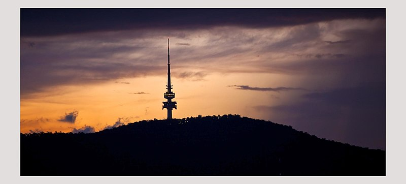 File:Canberra Black Mountain Sunset-07 (5515100569).jpg