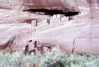 Canyon de Chelly National Monument - Image: Canyon de Chelly 1