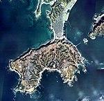 Cape Shiono Aerial photograph.1975.jpg