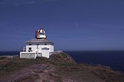 Cape Spear Lighthouse 2003