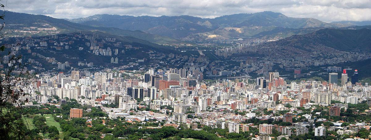 Caracas'ta nerede kalınır?