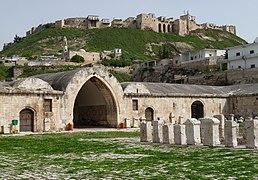 Caravanserai of Qalat el-Mudiq 02