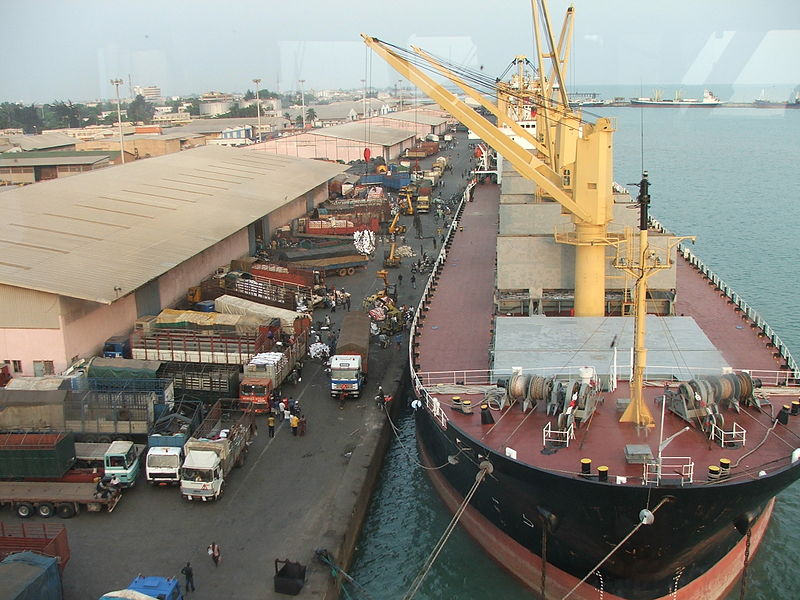 File:Cargo Handling Port of Cotonou Benin.jpg