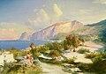 Carl Blechen - Marina Grande, Capri.jpg