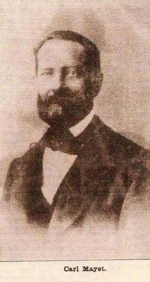 Carl Mayet - Carl Mayet