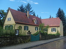 The composer's summer home near Dresden from 1818 to 1824, now the Carl Maria von Weber Museum (Source: Wikimedia)