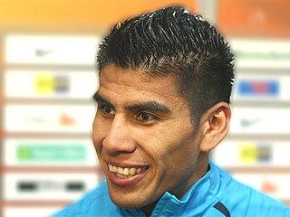 Carlos Salcido Mexican footballer