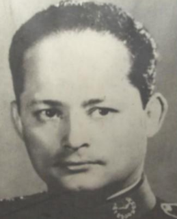 Carlos Manuel Arana Osorio President of Guatemala