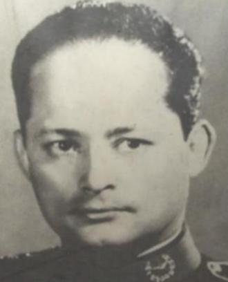 Carlos Manuel Arana Osorio - Colonel Arana Osorio with US advisors in 1965