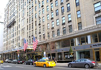 Carlyle Hotel - The hotel in 2009
