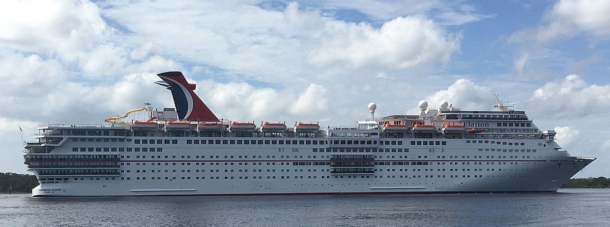 Carnival Elation Wikipedia - Cruises out of jacksonville florida
