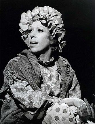 The Carol Burnett Show - Burnett as the Charwoman