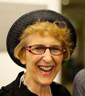 Carol Ruth Silver - Silver in 2012 in San Francisco