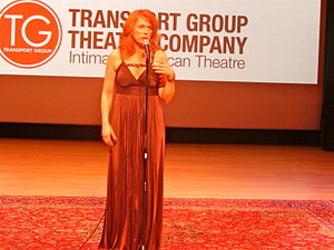 Carolee Carmello - Carolee Carmello at Transport Group Gala 2013