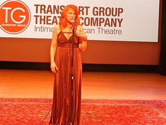 Carolee Carmello - Carolee Carmello at Transport Group Gala 2013