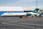 Carpatair, YR-FZA, Fokker F100 (33924920832).jpg