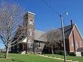 Carrollton Ohio Believers Fellowship, previously New Harrisburg Presbyterian Church.JPG