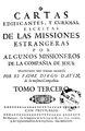 Cartas edificantes y curiosas (tomo 3) - Compañía de Jesús.pdf