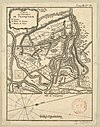 100px carte du district de tranquebar