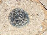 Casa Grande-Corona Satellite Calibration Target-Montgomery-Cornman-survey mark-2.jpg