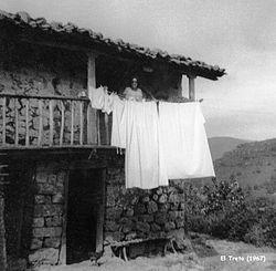Etnograf a de cantabria wikipedia la enciclopedia libre - Casa montanesa ...