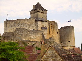 Castel of castelnaud la chapelle.JPG
